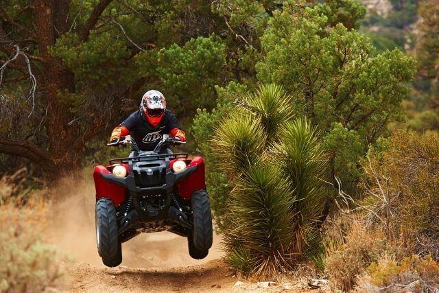 ATV Safety Riding
