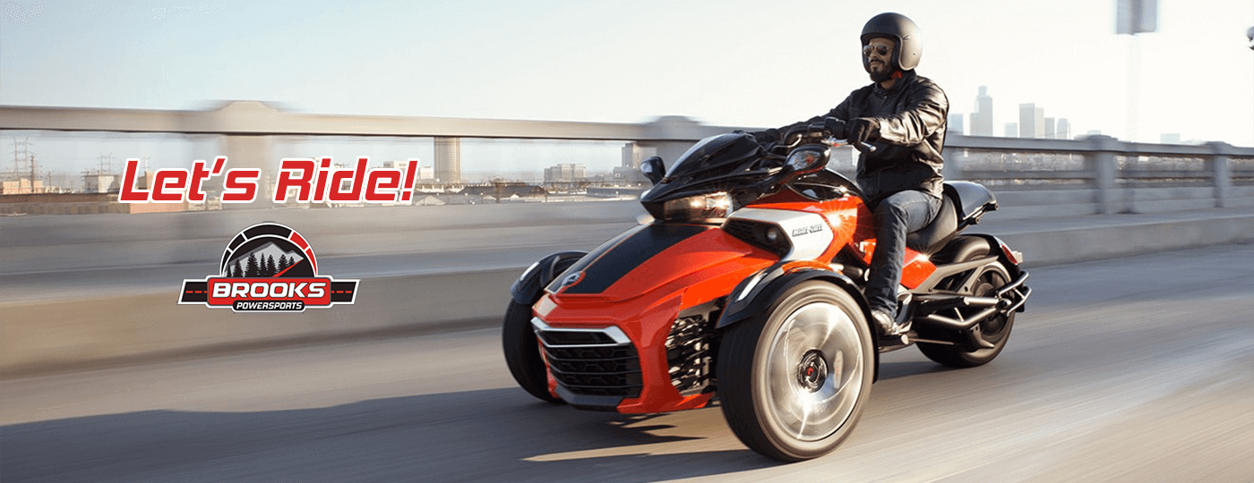 Can-Am Spyder Group Rides with Brooks PowerSports - Harrisburg Area